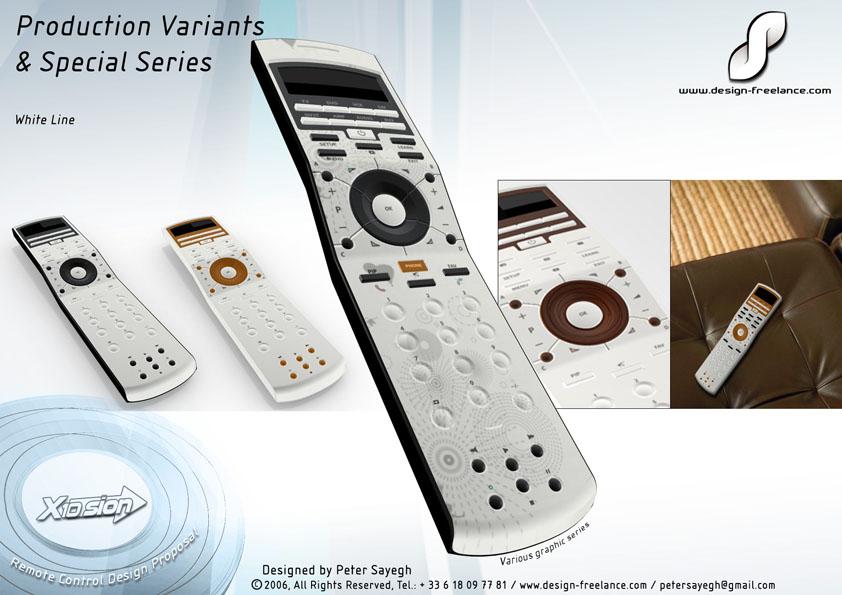 Extrêmement Peter Sayegh - Design portfolio GZ67