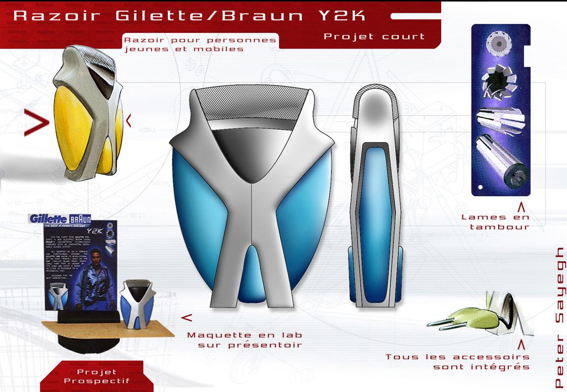 Exceptionnel Peter Sayegh - Design portfolio XM64