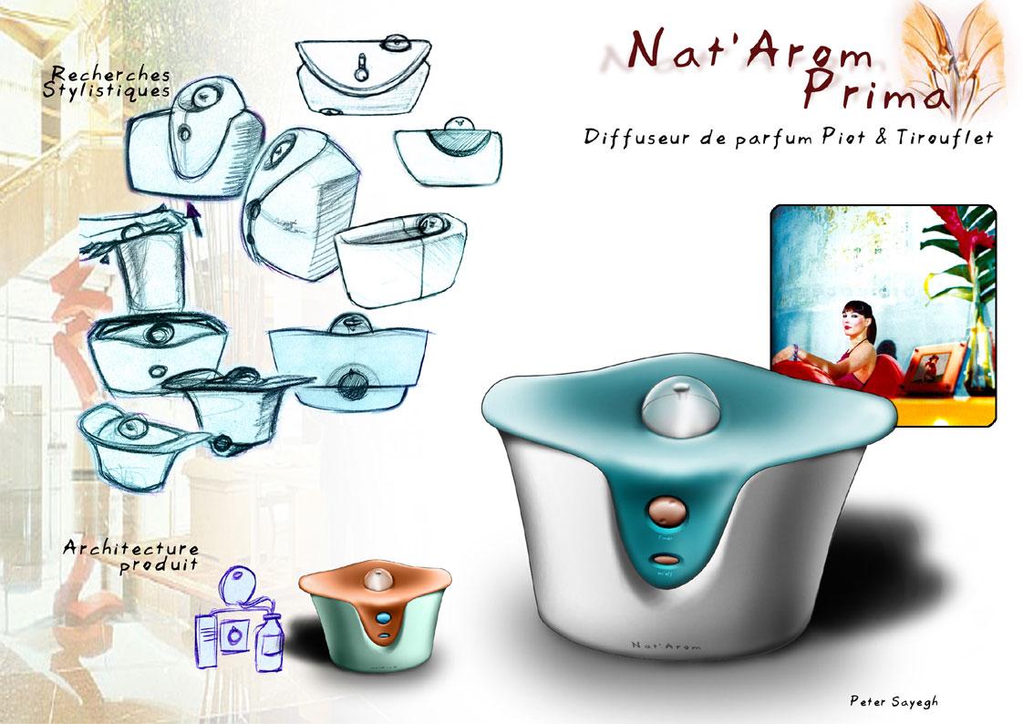 Exceptionnel Peter Sayegh - Design portfolio EI27